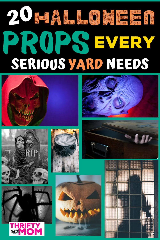 Halloween Props every yard needs