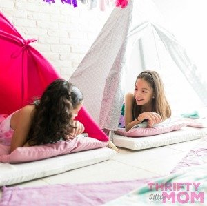 21 Fun Slumber Party Ideas for Girls or Boys