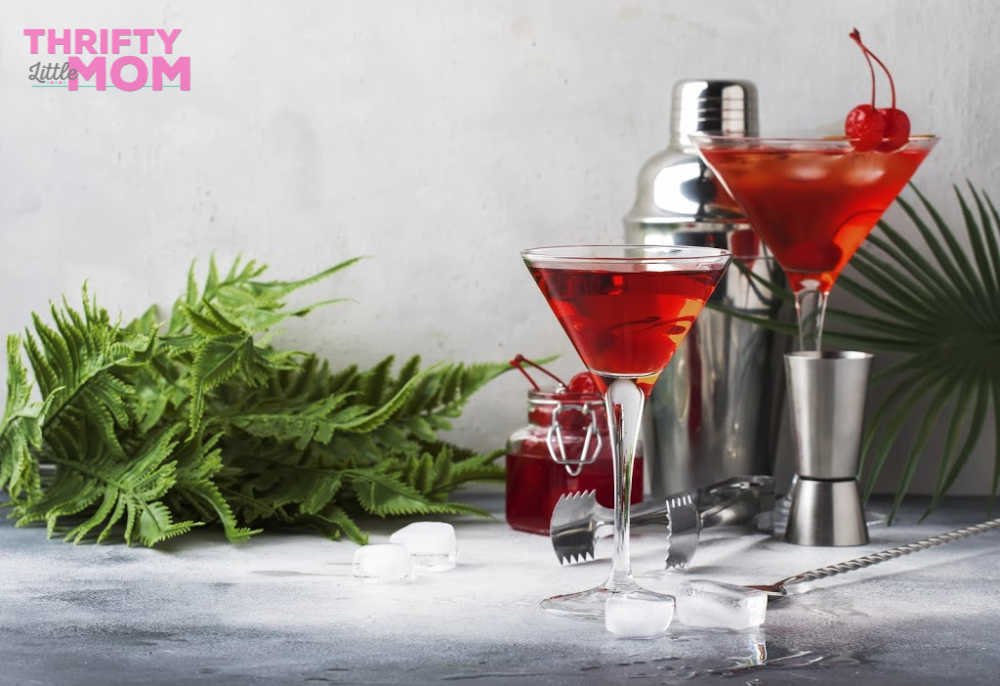 easy holiday cosmopolitan