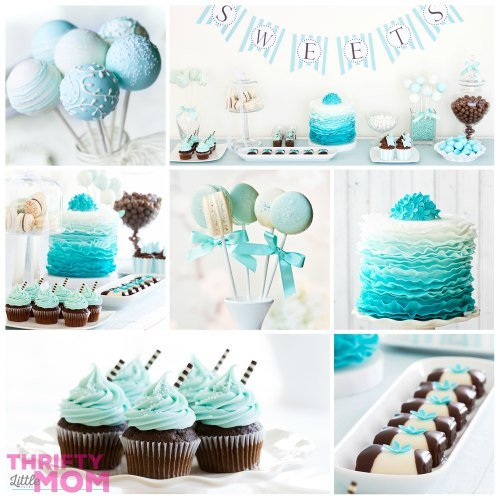 fun ideas for baby shower for boy