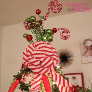 How to Create the Perfect Grinch Christmas Tree