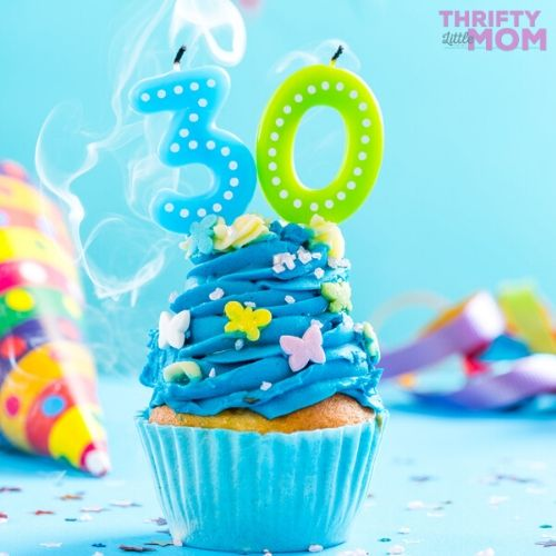 ideas for a 30th birthday for her