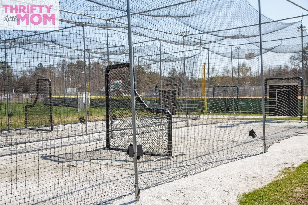 batting cages are a fun party for 9 year old boy birthday party ideas