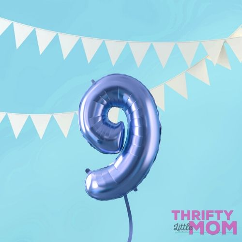 20 Indoor and Outdoor 9-Year-Old Boy Birthday Party Ideas