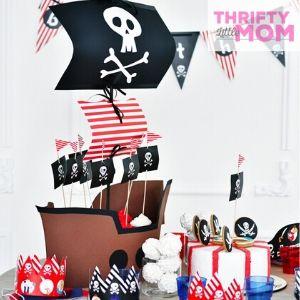 25 Unique Pirate Party Supplies