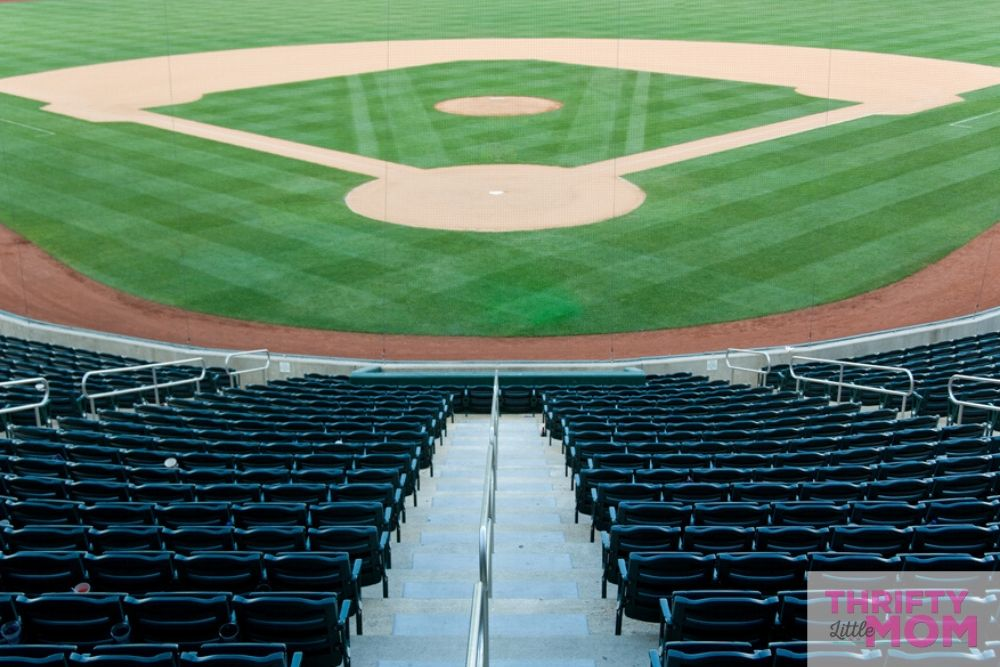 enjoy a ball park for 10 year old birthday party ideas