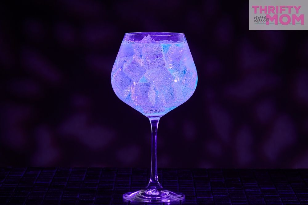 tonic glows at your themed glow party for adult