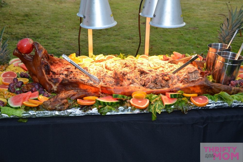 for luau party ideas get a full roasted pig